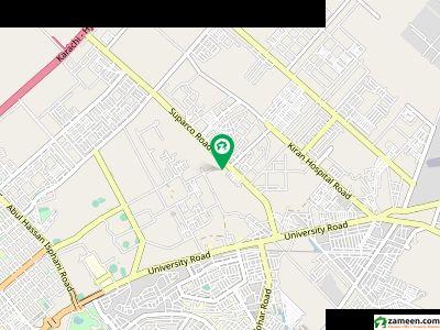 دا لارڈز وسٹا سُپارکو روڈ کراچی میں 2 کمروں کا 5 مرلہ فلیٹ 74.5 لاکھ میں برائے فروخت۔