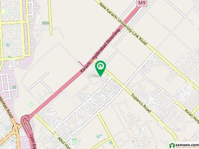 پاکستان مرچنٹ نیوی سوسائٹی سکیم 33 - سیکٹر 15-A سکیم 33 کراچی میں 5 مرلہ کمرشل پلاٹ 3.1 کروڑ میں برائے فروخت۔