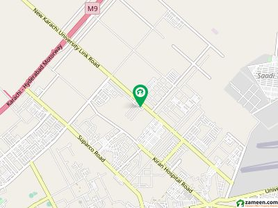 Federal Govt Housing Society 200 Ft Wide Road Residential Plot For Sale