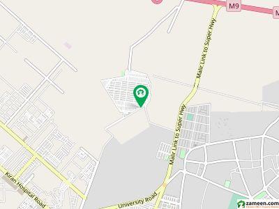 240 Sq. Yards Plot For Sale In Sadi Town Block 4