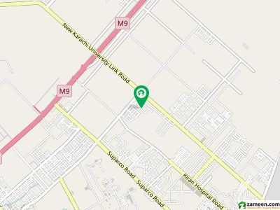 Pakistan Air Crew Cooperative Housing Society Commercial Plot For Sale