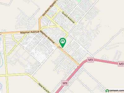 Khayaban E Shareef 120 Yards Plot At Low Price