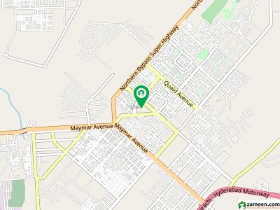 Gadap Town Flat Sized 1750  Square Feet For Sale