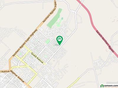 گلشنِ معمار - سیکٹر ٹی گلشنِ معمار گداپ ٹاؤن کراچی میں 16 مرلہ رہائشی پلاٹ 1.4 کروڑ میں برائے فروخت۔