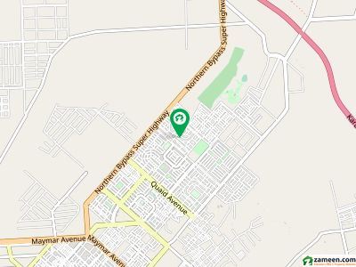 1244 Sq Yards Commercial Plot For Sale