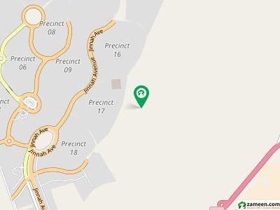 West Open Plot For Sale Near Park Face Bahria Town  Precinct 48