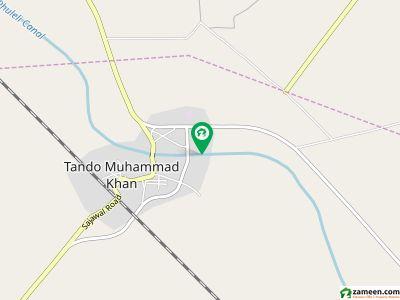 کینال روڈ ٹنڈو محمد خان میں 145 کنال زرعی زمین 2.63 کروڑ میں برائے فروخت۔