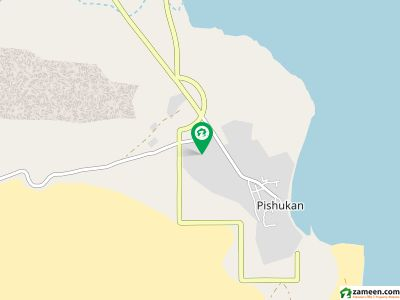 1000 Sq. Yard Commercial Marine Drive Sea Front Plot For Sale In Maanbar Housing Scheme