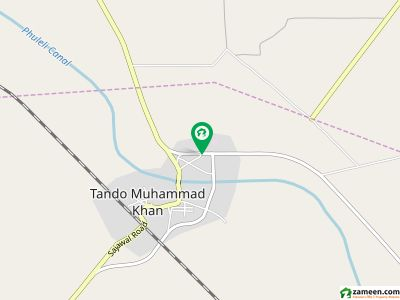 خوجہ محلہ ٹنڈو محمد خان میں 6 مرلہ رہائشی پلاٹ 15 لاکھ میں برائے فروخت۔