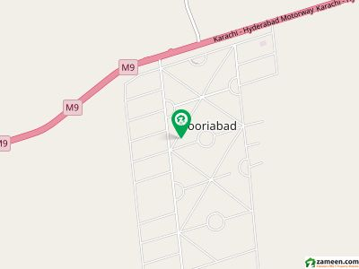 Industrial Area land for sale in Nooriabad