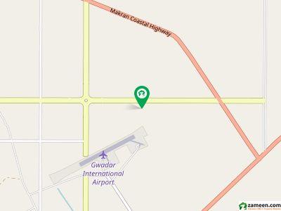 Makka City Gwadar  residential 10 marla plot no 196 corner in sector VI