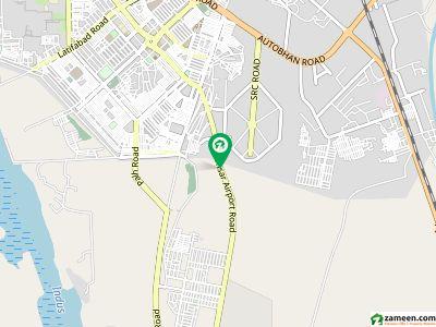 ائیرپورٹ روڈ حیدر آباد میں 3 کمروں کا 2 مرلہ مکان 19 لاکھ میں برائے فروخت۔