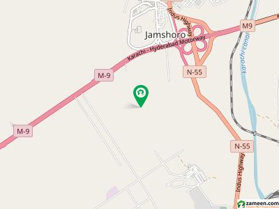 Ideal Flat Is Available For Sale In Jamshoro