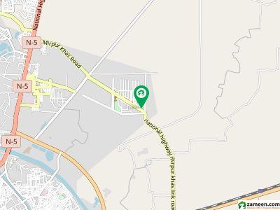 بسمہ سٹی نیوہالا - میرپرخاص روڈ لنک حیدر آباد میں 5 مرلہ مکان 90 لاکھ میں برائے فروخت۔