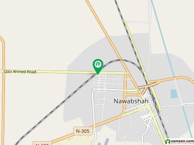 میاں قاضی احمد موڑ نواب شاہ میں 2.44 کنال رہائشی پلاٹ 2.42 کروڑ میں برائے فروخت۔