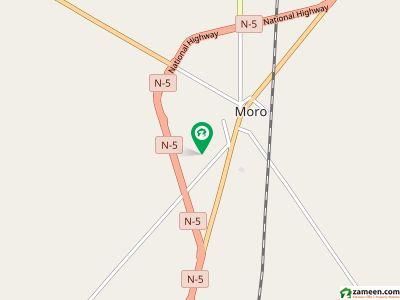 مورو نوشہرو فیروز میں 48 کنال صنعتی زمین 6 کروڑ میں برائے فروخت۔