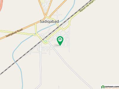 جناح ٹاؤن منتھر روڈ صادق آباد میں 4 کمروں کا 5 مرلہ مکان 55 لاکھ میں برائے فروخت۔