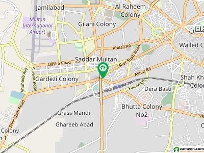 Zai-ul-haq Colony Near Chowk Aziz Hotel House For Rent