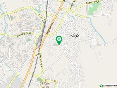 Plaza Available For Sale At Zaman Road