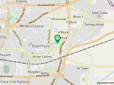 House For Sale Situated In Shah Rukn-e-Alam Colony