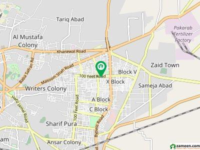 گلشن مارکیٹ ملتان میں 5 کمروں کا 6 مرلہ مکان 1. 1 کروڑ میں برائے فروخت۔
