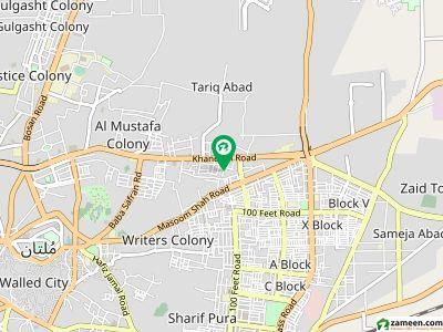 Plots for Sale in MEPCO Colony Multan - Zameen com