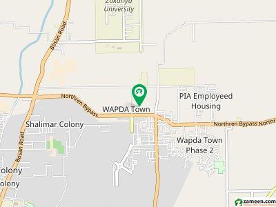 22 Marla Portion For Rent In Wapda Colony Block B