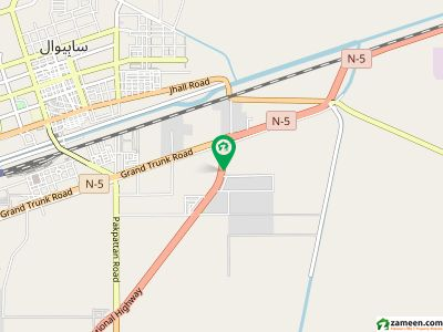 Commercial Plot Of 1 Marla In Sahiwal Bypass For Sale
