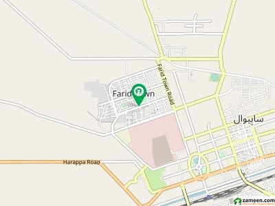 Lower Portion Of 2250  Square Feet In Farid Town Is Available