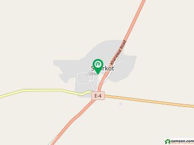 ادرز شورکوٹ میں 75 کنال زرعی زمین 4 کروڑ میں برائے فروخت۔