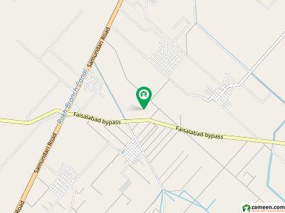 گرین ویلی سمندری روڈ فیصل آباد میں 1 کنال مکان 2.52 کروڑ میں برائے فروخت۔