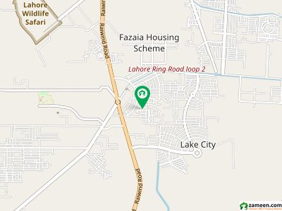 Plot Available For Sale In Fazaia Housing Scheme Phase 1  Block J