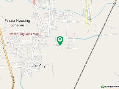 Khayaban-e-Amin L Block Apartment For Sale