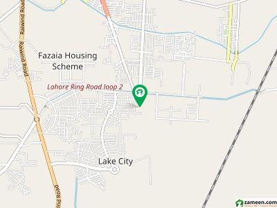 لیک سٹی ۔ سیکٹر ایم ۔ 3 ایکسٹینشن لیک سٹی رائیونڈ روڈ لاہور میں 10 مرلہ رہائشی پلاٹ 1.3 کروڑ میں برائے فروخت۔