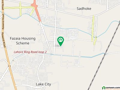 10 Marla Residential Plot For Sale In Khayaban-e-Amin