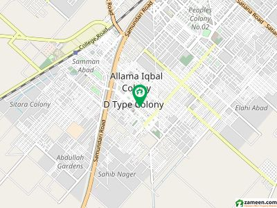 In D Type Colony 1800  Square Feet Lower Portion For Sale