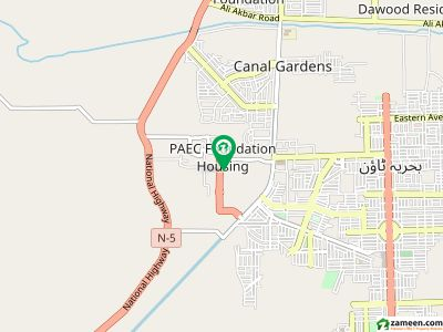 10M plot for sale at PAEC Foundation Housing Project Lahore