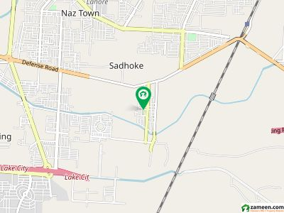 Commercial Plot For Sale In Kmc Housing Society Dafence Road Lahore