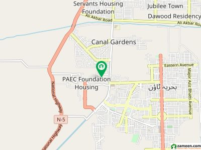 Commercial Plot Of 8 Marla In Bahria Town Is Available