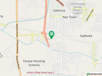 1125  Square Feet House In Central Dha 11 Rahbar For Sale