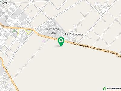 A Palatial Residence For Sale In Jaranwala Road Faisalabad