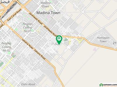 رسول نگر فیصل آباد میں 1 کمرے کا 3 مرلہ مکان 10 ہزار میں کرایہ پر دستیاب ہے۔