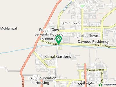 شاہ کام چوک لاہور میں 9 مرلہ دکان 2.25 کروڑ میں برائے فروخت۔