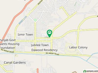 جوبلی ٹاؤن ۔ بلاک ای جوبلی ٹاؤن لاہور میں 1 کنال کمرشل پلاٹ 6 کروڑ میں برائے فروخت۔