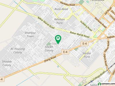 شیخ کالونی فیصل آباد میں 12 مرلہ مکان 2.4 کروڑ میں برائے فروخت۔