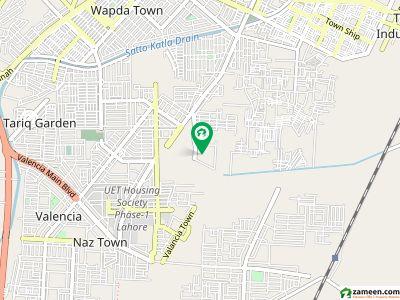 ایڈن ریزیڈینشیا ایڈن لاہور میں 5 مرلہ رہائشی پلاٹ 37 لاکھ میں برائے فروخت۔