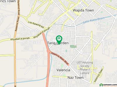 5 Marla Lower Portion For Rent In Tariq Gardens Lahore