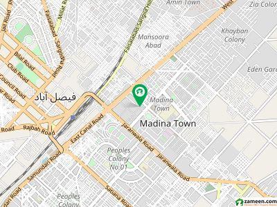 ہاجرہ ٹاور مدینہ ٹاؤن فیصل آباد میں 3 کمروں کا 5 مرلہ فلیٹ 1.2 لاکھ میں کرایہ پر دستیاب ہے۔