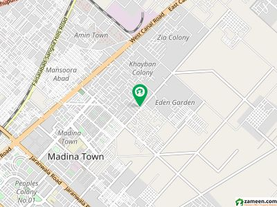 In Khayaban Colony House For Rent Sized 6 Marla