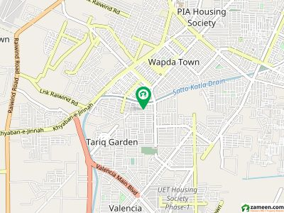 Canal 3bed excellent lower portion in wapda town